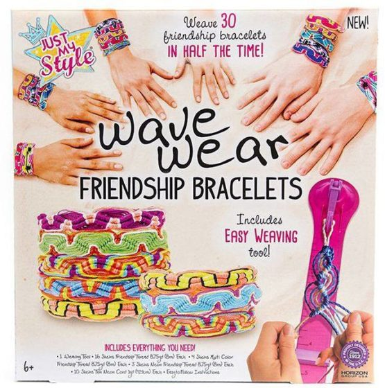 Just My Style – Wave Wear Friendship Bracelets