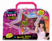 Peace Love Design Rock Diva