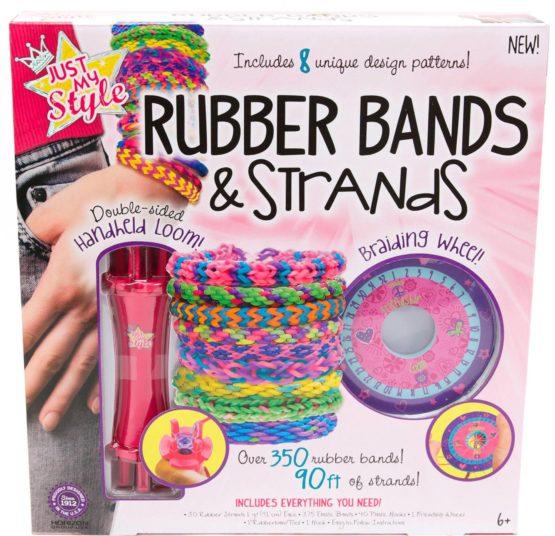 Rubber Bands & Strands