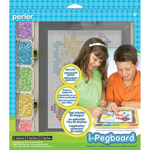 Perler Beads i-Pegboard Starter Kit