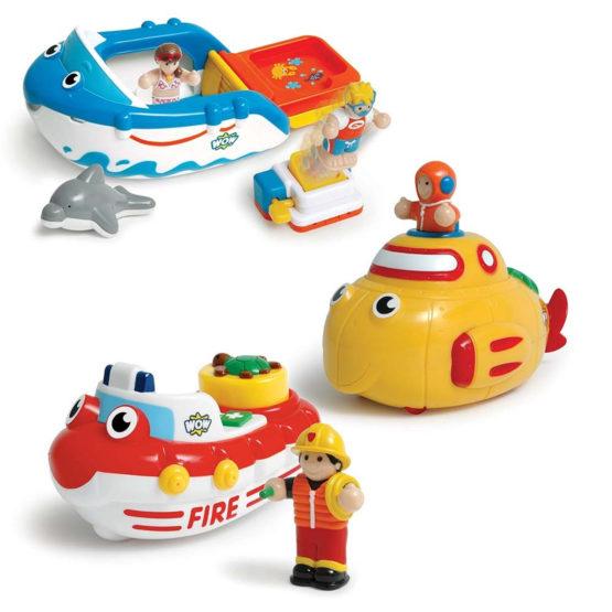 WOW Toys Bathtime Friends