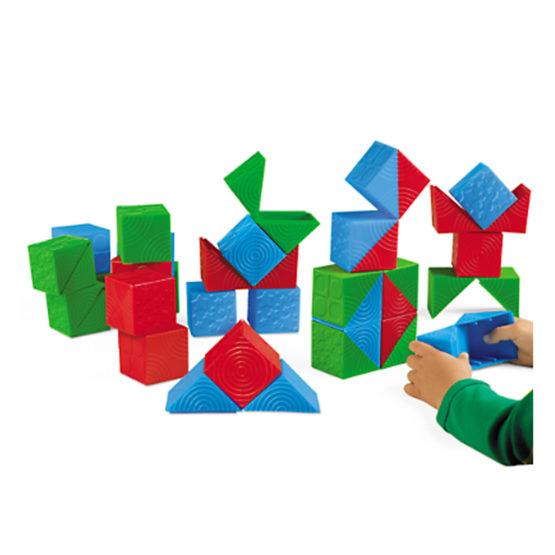 Lakeshore Building Cubes – Starter Set