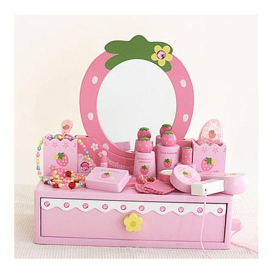 Mother Garden Strawberry Beauty Dresser