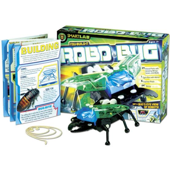 Smartlab You-Build-It Robo-Bug