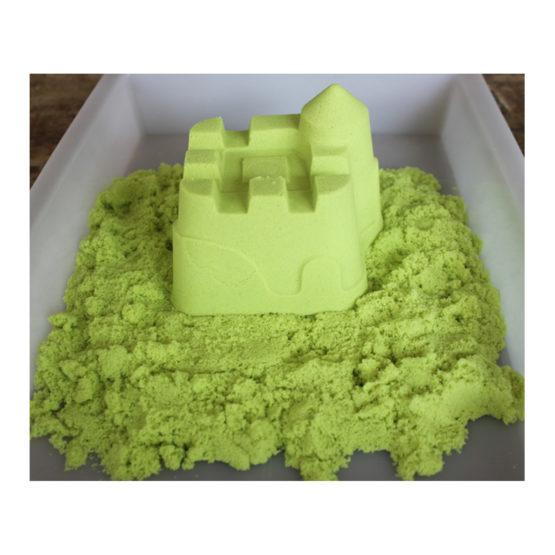 Motion Sand Green Color Sand