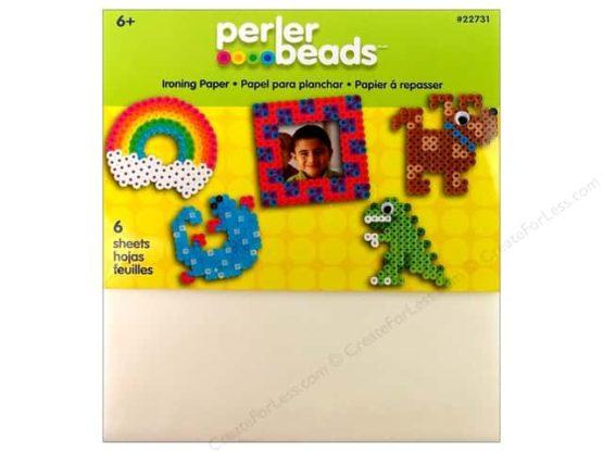 Perler Beads Ironing Paper – 6 sheets