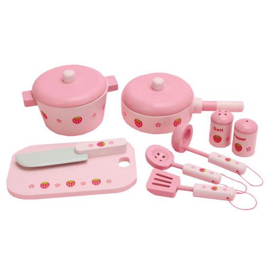 Mother Garden Pots and Pan Playset